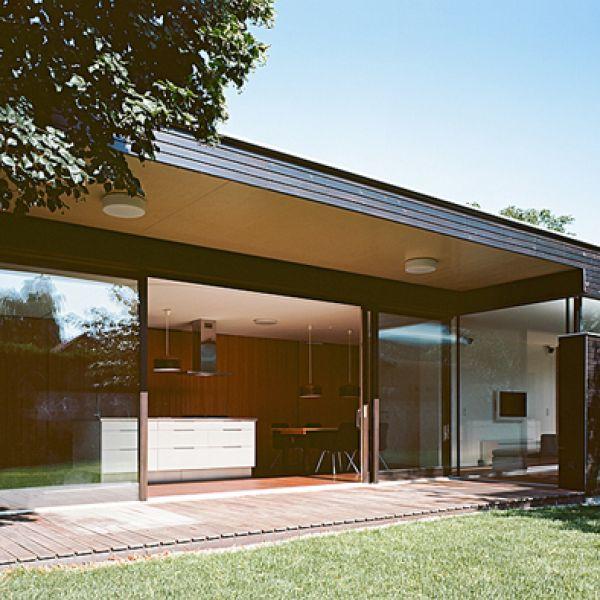 Projekte ig architektur for Moderne bauweise