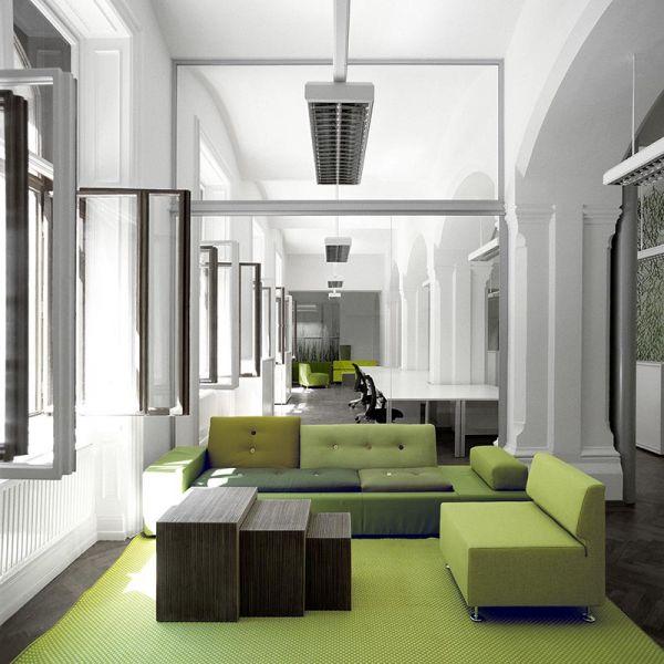 Grüner Klub Im Rathaus