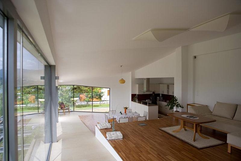 Projekt detail ig architektur for Einfamilienhaus innen